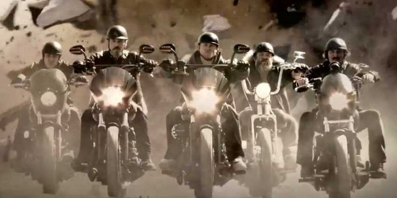 how to watch sons of anarchy in canada season 7