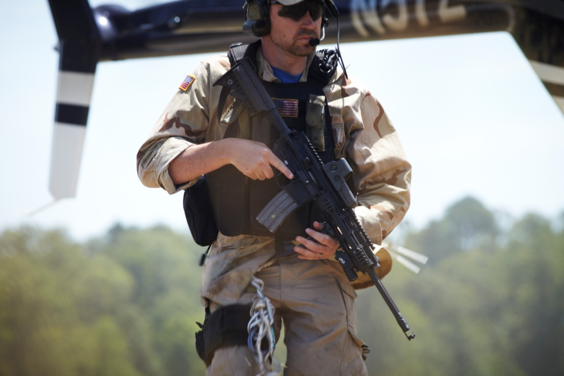 Private Military Contractors Hired By Media To Provide