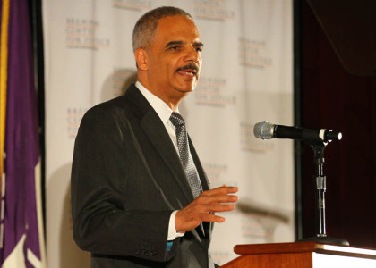 Attorney General Holder to Announce He's Stepping Down