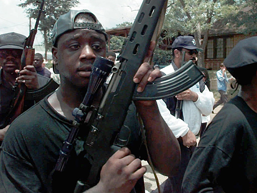 St. Louis City Anti-Terrorism Unit Activated after Black Panthers Declare War on Police