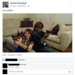 "Anti Gun Missouri Senator Arrested in Ferguson with Loaded Gun ""plays with Guns"" in Facebook Post"