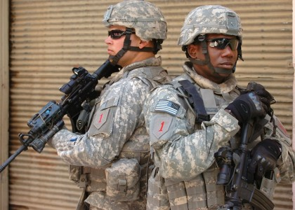 Obama Putting Boots On The Ground In Iraq