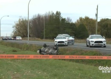 Driver killed by police after hitting 2 soldiers in Quebec 'had become radicalized'