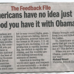 Baffled Canadian To U.S. Voters: 'You Don't Know How Good You Have It With Obama'