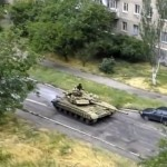 Ukraine Says Russia Has Just Sent Dozens of Tanks Into the Country