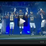 """Rams Players Piss Off Their Base by Entering Field With """"Hands Up, Don't Shoot"""""""