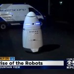 [VIDEO] Crime-Fighting Robots Go On Patrol In Silicon Valley