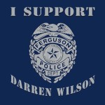 """Officer Darren Wilson Says """"F*ck You, I'm Out"""""""