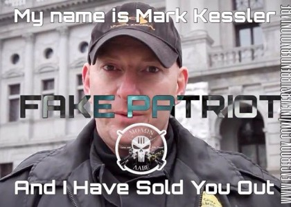 [VIDEO] CHIEF MARK KESSLER WAS AN UNDERCOVER NARC FOR ANTI 2ND AMENDMENT OPERATION!