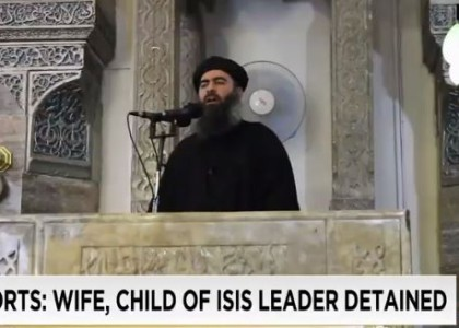 Source: 'Powerful' wife of ISIS leader al-Baghdadi arrested in Lebanon