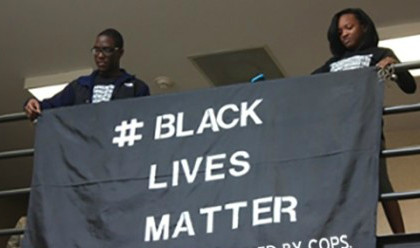 A #BlackLivesMatter Sign We ACTUALLY AGREE WITH!