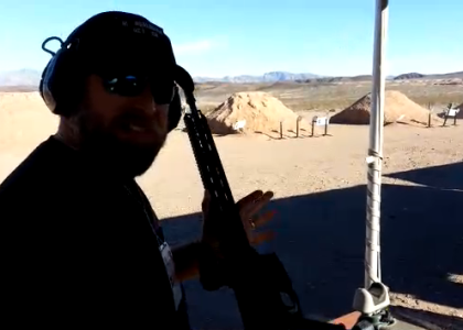 [VIDEO] Tactical Shit Visits the Aero Precision Booth with Ballistic Advantage at SHOT Show 2015