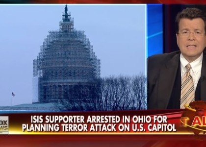[VIDEO] ISIS sympathizer arrested after allegedly plotting US Capitol attack