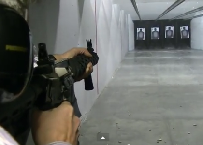 [VIDEO] TJ Shoots with Dragonfire Armory
