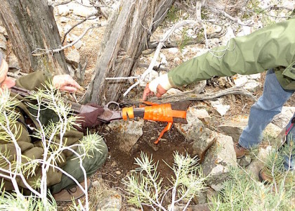 132-Year-Old Winchester Rifle Found At Great Basin National Park