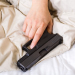 """Police Chief Shoots Wife in Back """"While Sleeping"""""""