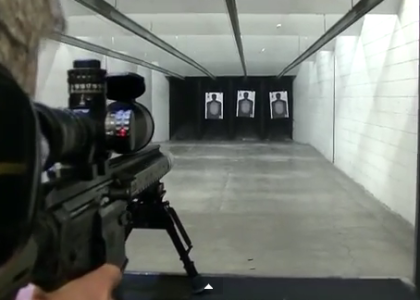 [VIDEO] TJ Fires the .300 Win Mag with Nemo Arms
