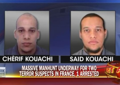 [VIDEO] Paris terror suspects reportedly spotted in northern France, police flood scene