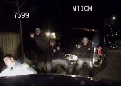 [VIDEO] Seattle PD Releases Chilling Video Showing Ambush on Officers on New Year's Eve