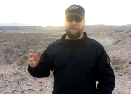 [VIDEO] Tactical Shit Arrives at Range Day for SHOT Show 2015