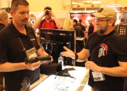 [VIDEO] TJ Visits the U.S. Nightvision Booth at SHOT Show 2015