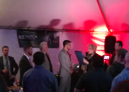 [VIDEO] Pro-2nd Amendment Mayor of Las Vegas Gives AWESOME Speech at SHOT Show 2015