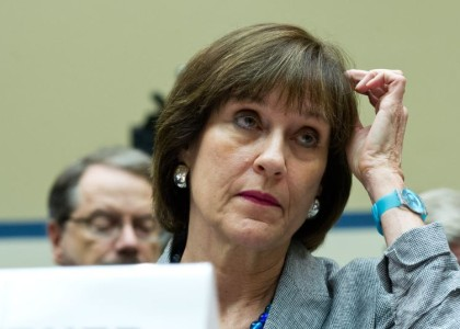 [VIDEO] IRS BOMBSHELL: 32 THOUSAND Lerner Emails Recovered in IRS Targeting Probe