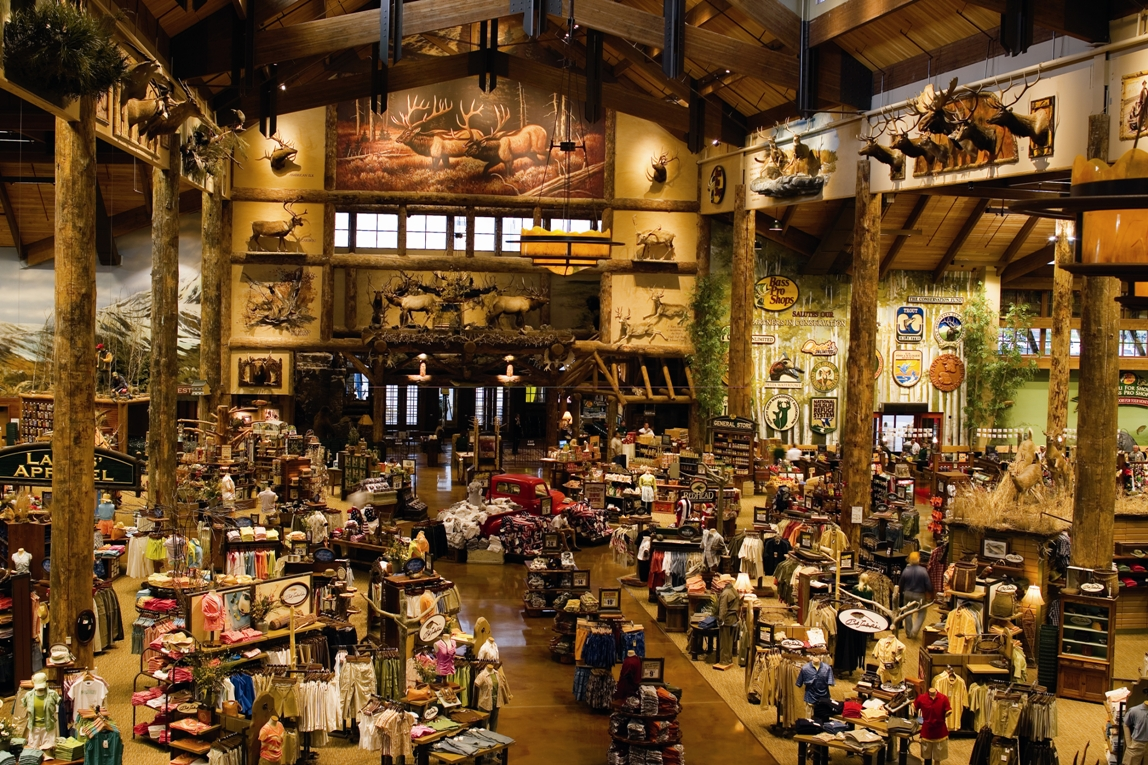 Gun Control It Has Already Started At Bass Pro Shops