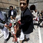 Yemen: scores dead in suicide bombings at Houthi mosques in Sana'a, ISIS allegedly involved