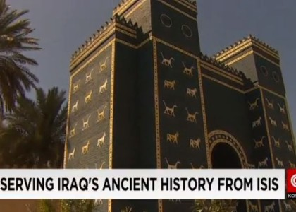 Saddam Hussein's tomb destroyed, but Babylon is safe as ISIS targets antiquity