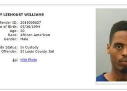 [VIDEO] St. Louis PD Names 20 Year Old Jeffrey Williams as Shooting Suspect in Shootings of 2 Ferguson Police Officers