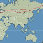 12,400 mile superhighway from Britain to America