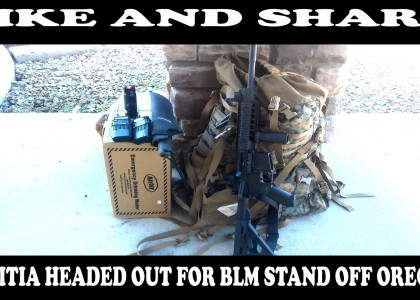 URGENT NEWS!! NO STAND DOWN ORDER GIVEN FOR OREGON