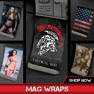 Shop Tactical Shit Mag Wraps