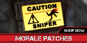 Shop Morale Patches
