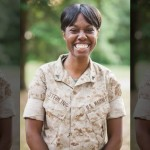 Marine court-martialed for refusing to remove Bible verse