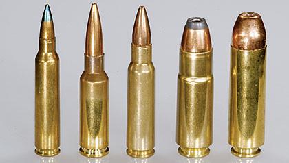 [VIDEO] 5 Calibers: AR-15 Ammo Comparison