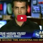 Shocking Video of What The Hamas Founders Son Said About Allah, Now He's in Israeli Custody