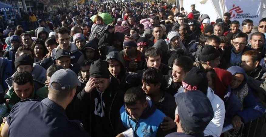 should the american government accept the refugees from syria Has opened its frontiers to admit over a million refugees from syria,  the united states government should  any plan to accept more refugees should.
