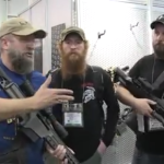 [VIDEO] Barrett Booth Shot Show 2016 with TJ, Red White & Ben and Alex from Tactical Shit
