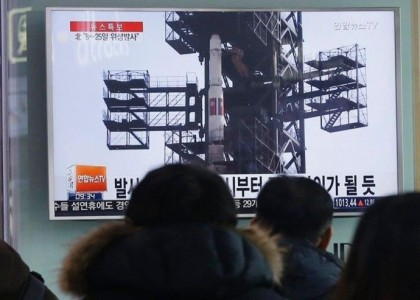 North Korea moves up window of planned rocket launch