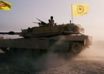 M1 Abrams tank makes cameo in Iranian-backed terror group's video