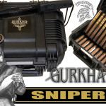 GURKHA CIGARS' NEWLY RELEASED SNIPER CASE PAYS  TRIBUTE TO ITS WARRIOR HERITAGE