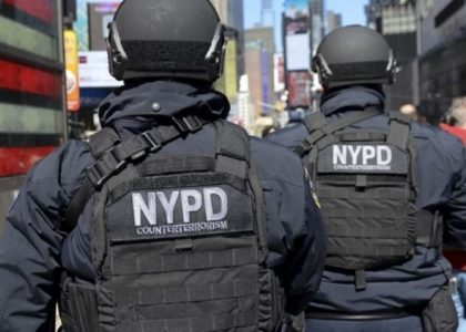 NYPD contacts thousands whose names appear on Internet 'terror target' list