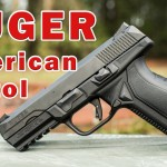 [VIDEO] Ruger American 9mm Pistol