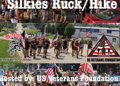 Till Valhalla: 2nd Annual Silkies Ruck for the Fallen by US Veterans Foundation and Tactical Shit
