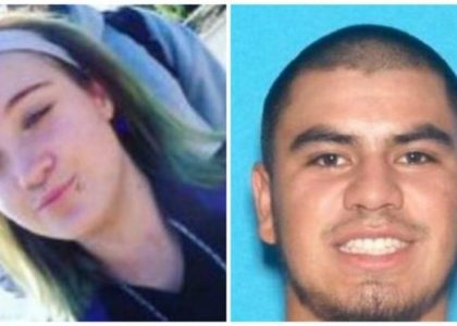 California kidnapping suspect killed in shootout with police, teen still missing