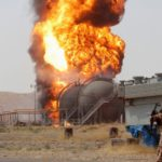 ISIS attack on Iraq gas facility triggers fireball
