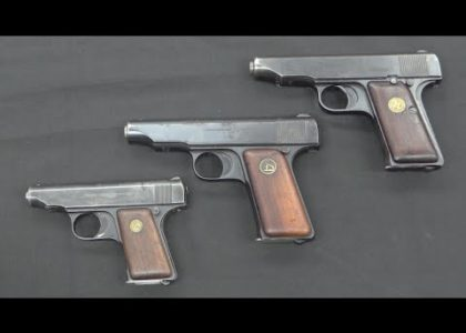 [VIDEO] Ortgies Automatic Pistols: Not as Boring as You Think!