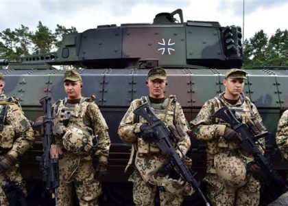 Germany Debates Putting Troops on Streets to Protect Against ISIS